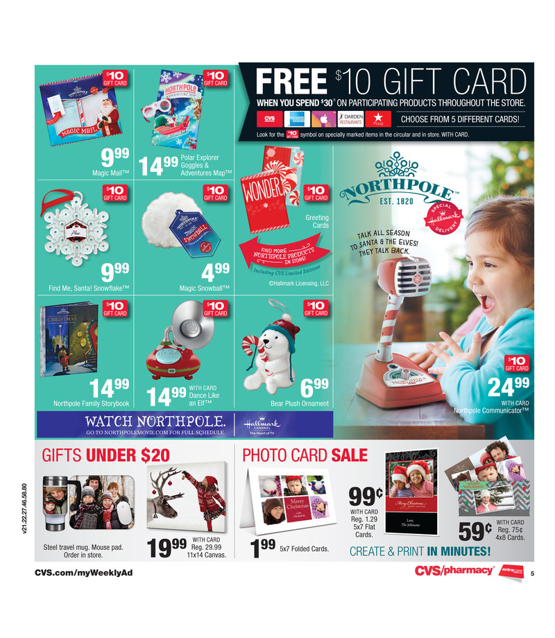 CVS Christmas Ads Pharmacy And Gifts (Page 5