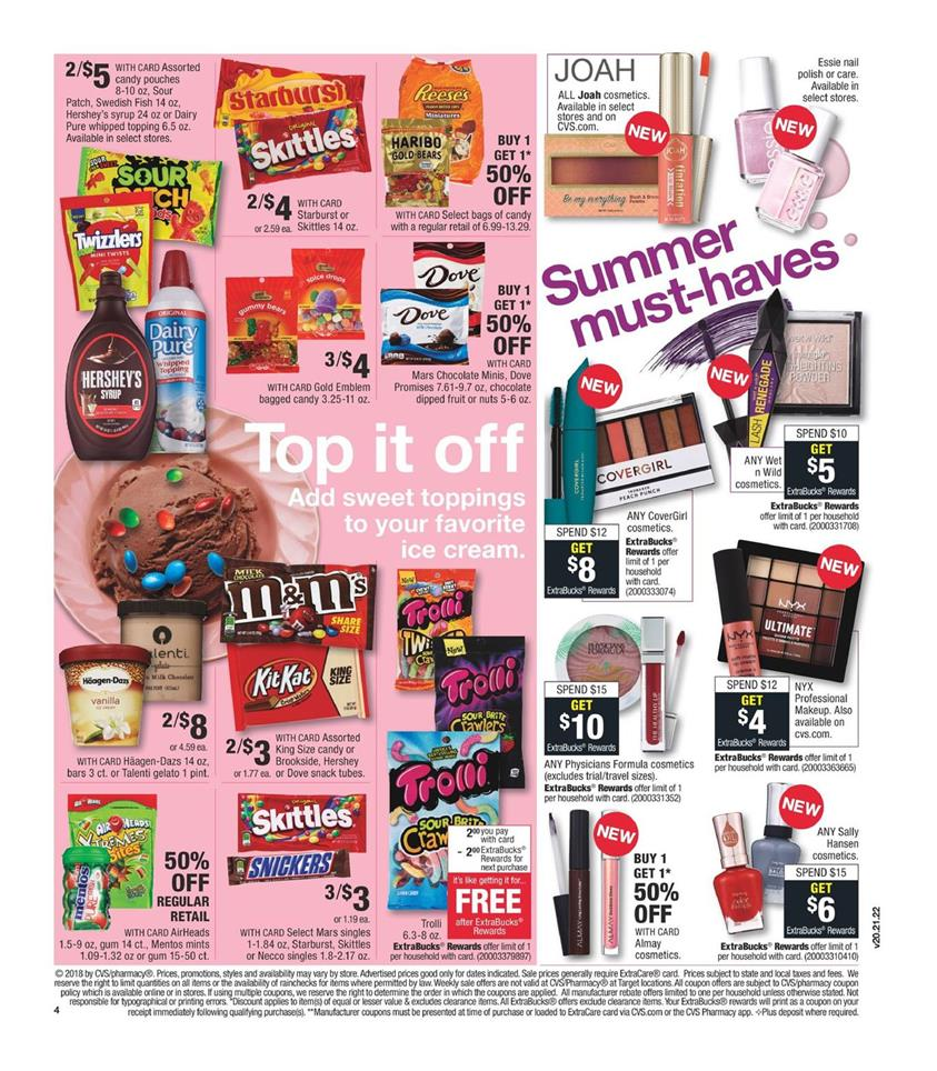 cvs weekly ad aug 12 2018