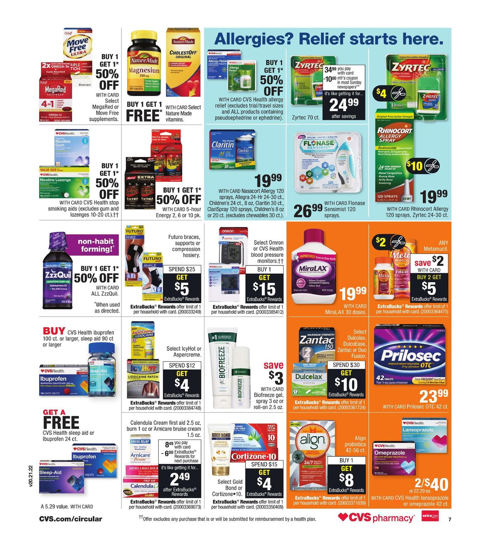 cvs weekly ad august 13 2017