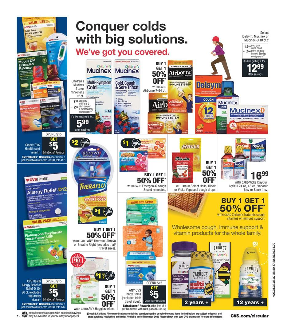 cvs weekly ad dec 6 2019