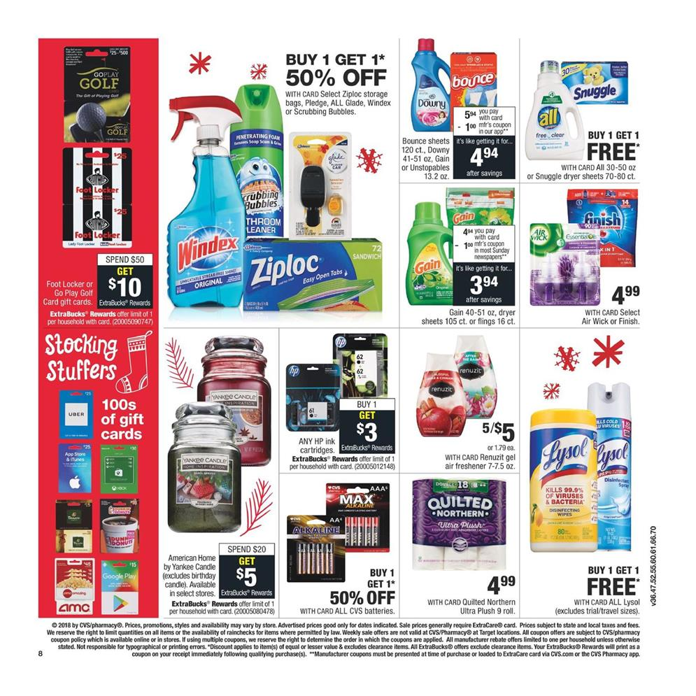 cvs weekly ad dec 9 2018