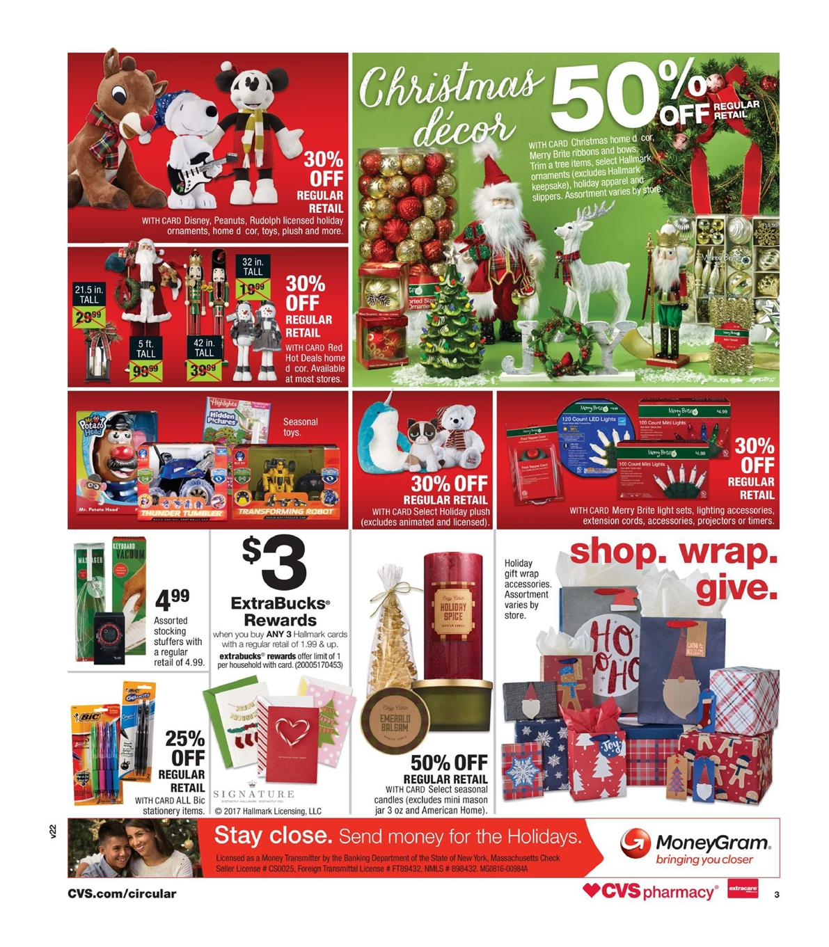 CVS Weekly Ad December 17