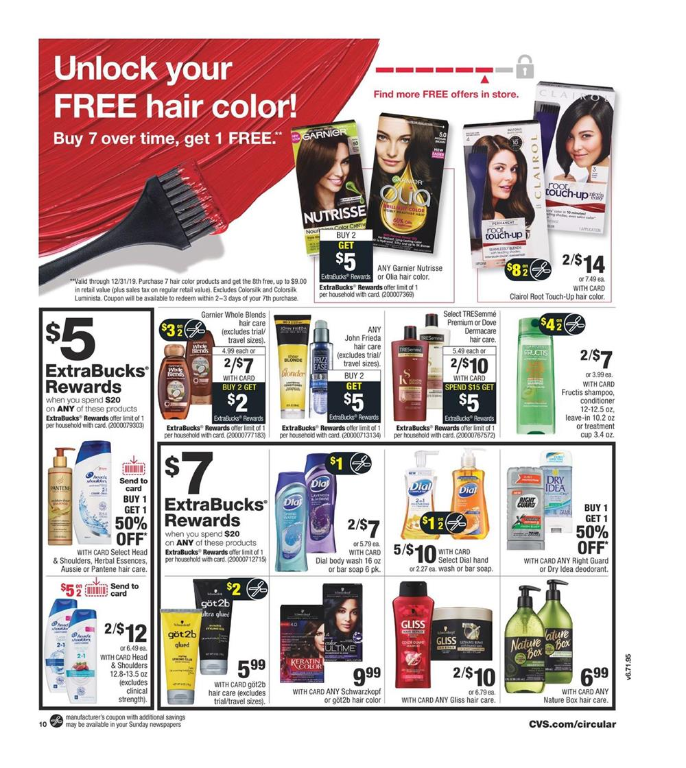cvs weekly ad feb 10 2019
