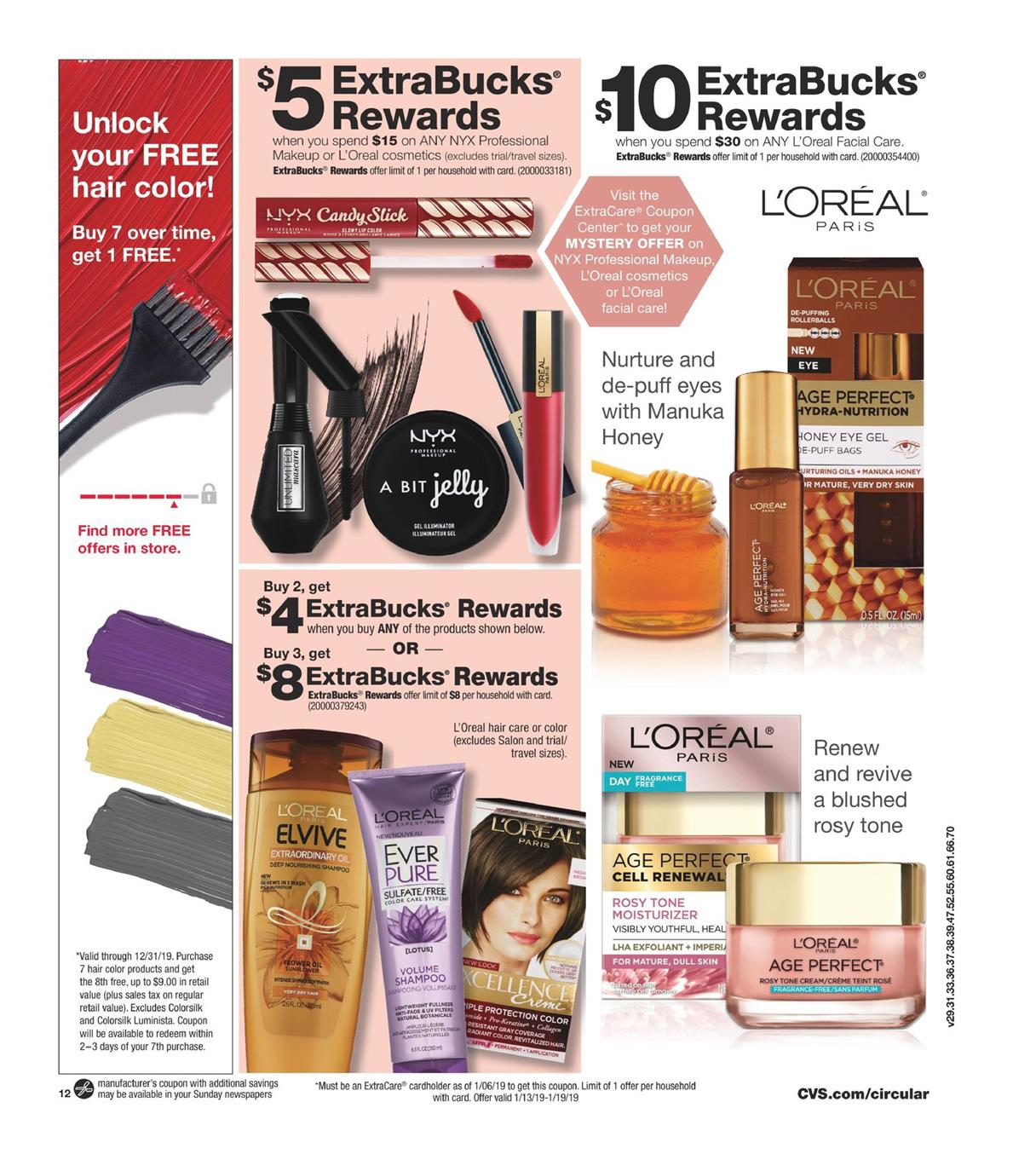 cvs weekly ad jan 13 2019