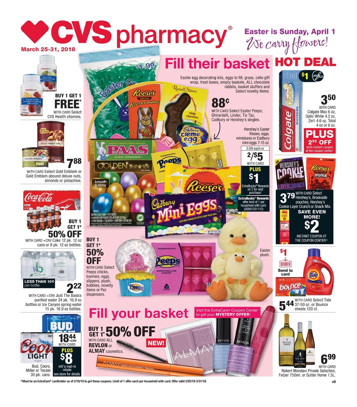 cvs weekly ad march 25