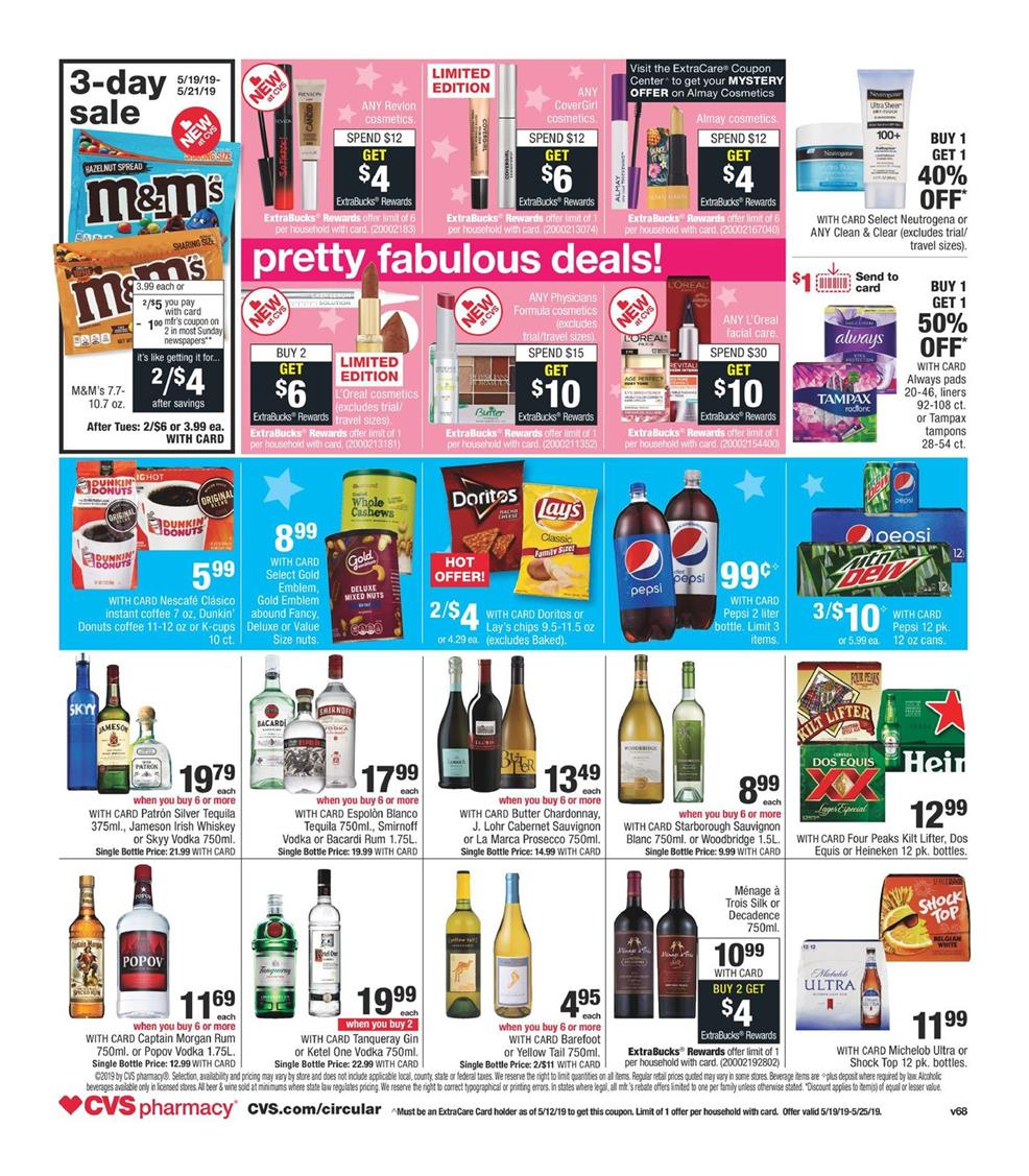 cvs weekly ad may 19 2019