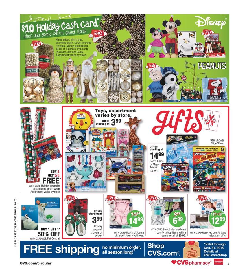 cvs weekly ad nov 11 2018