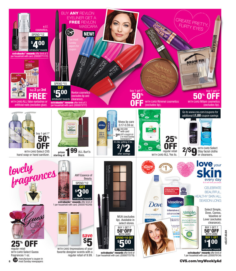 cvs weekly ad pharmacy feb 7 2016