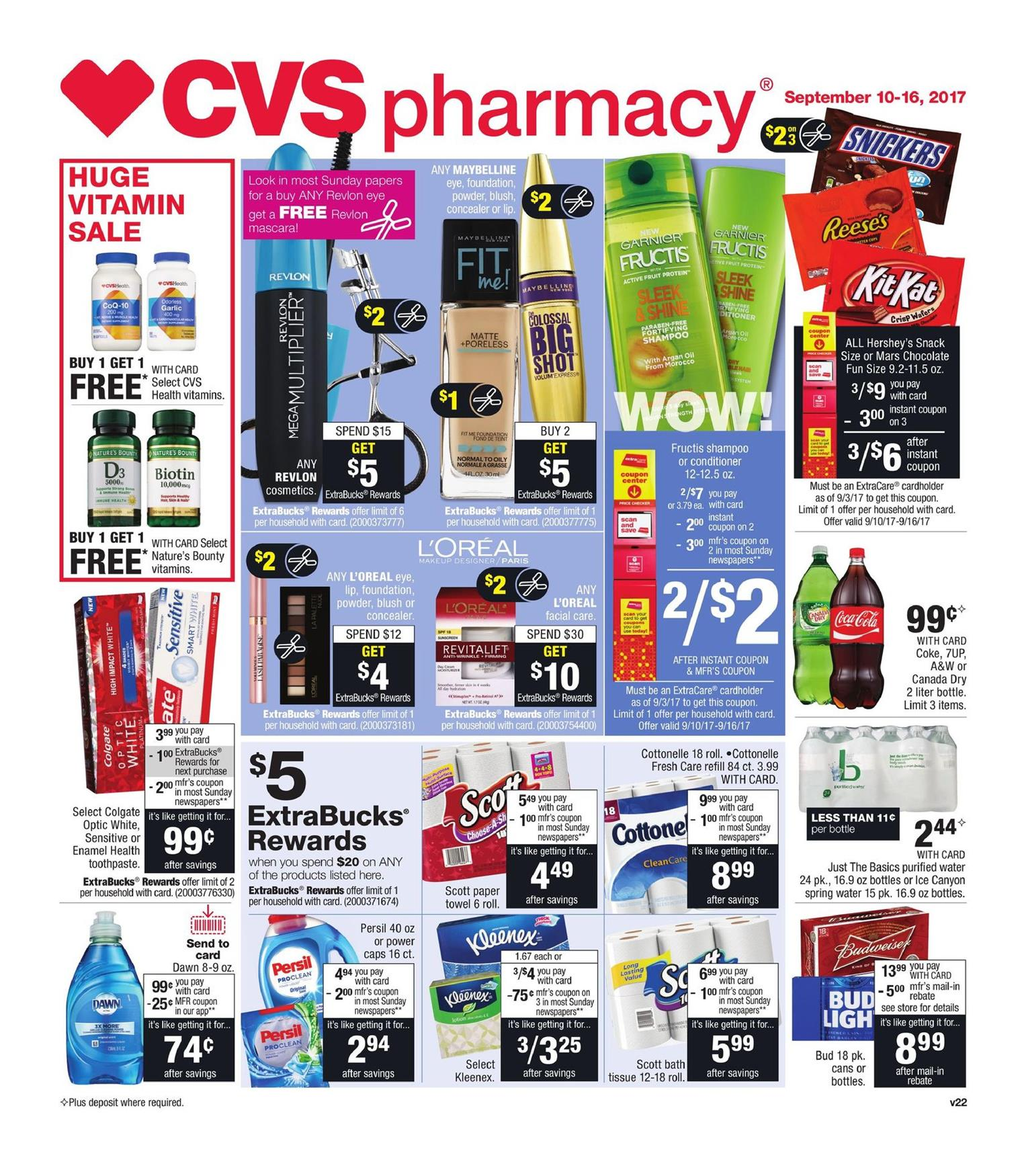 cvs weekly ad sep 10