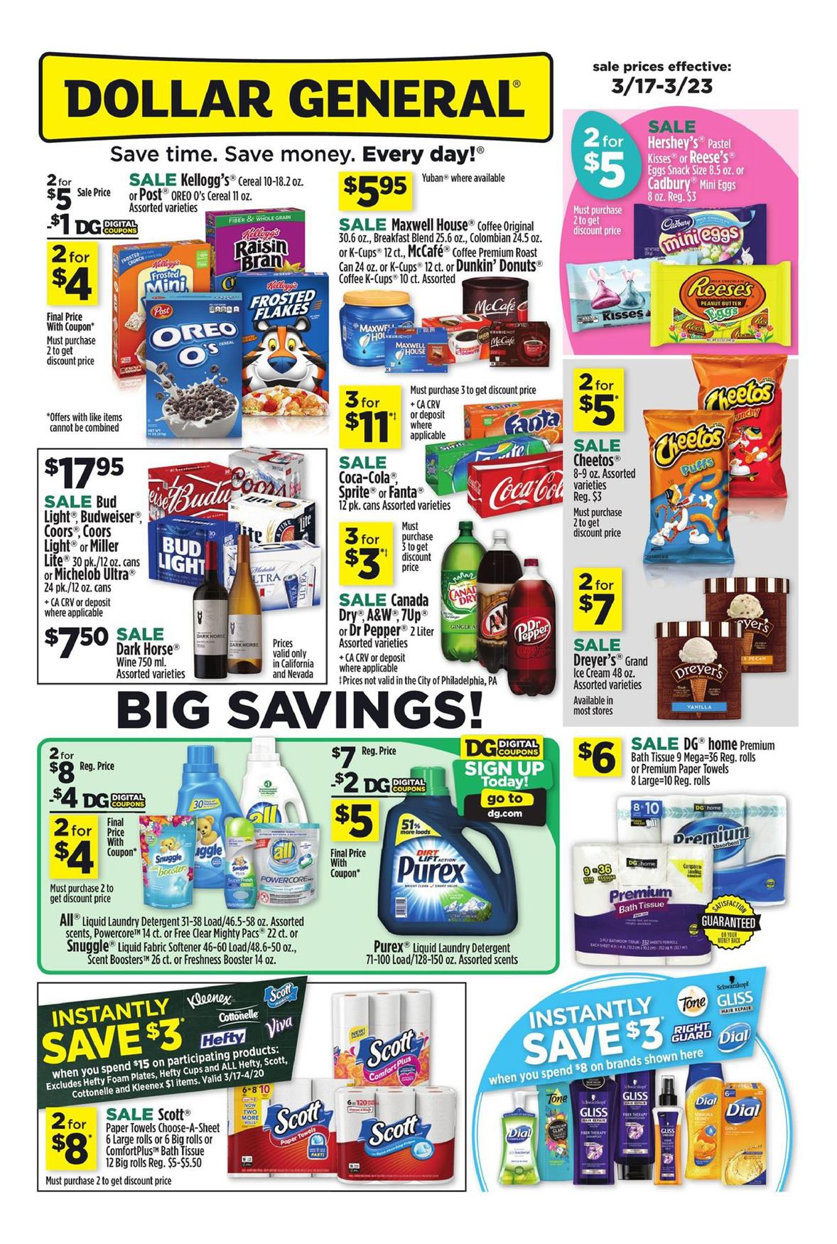 dollar general ad mar 17 2019