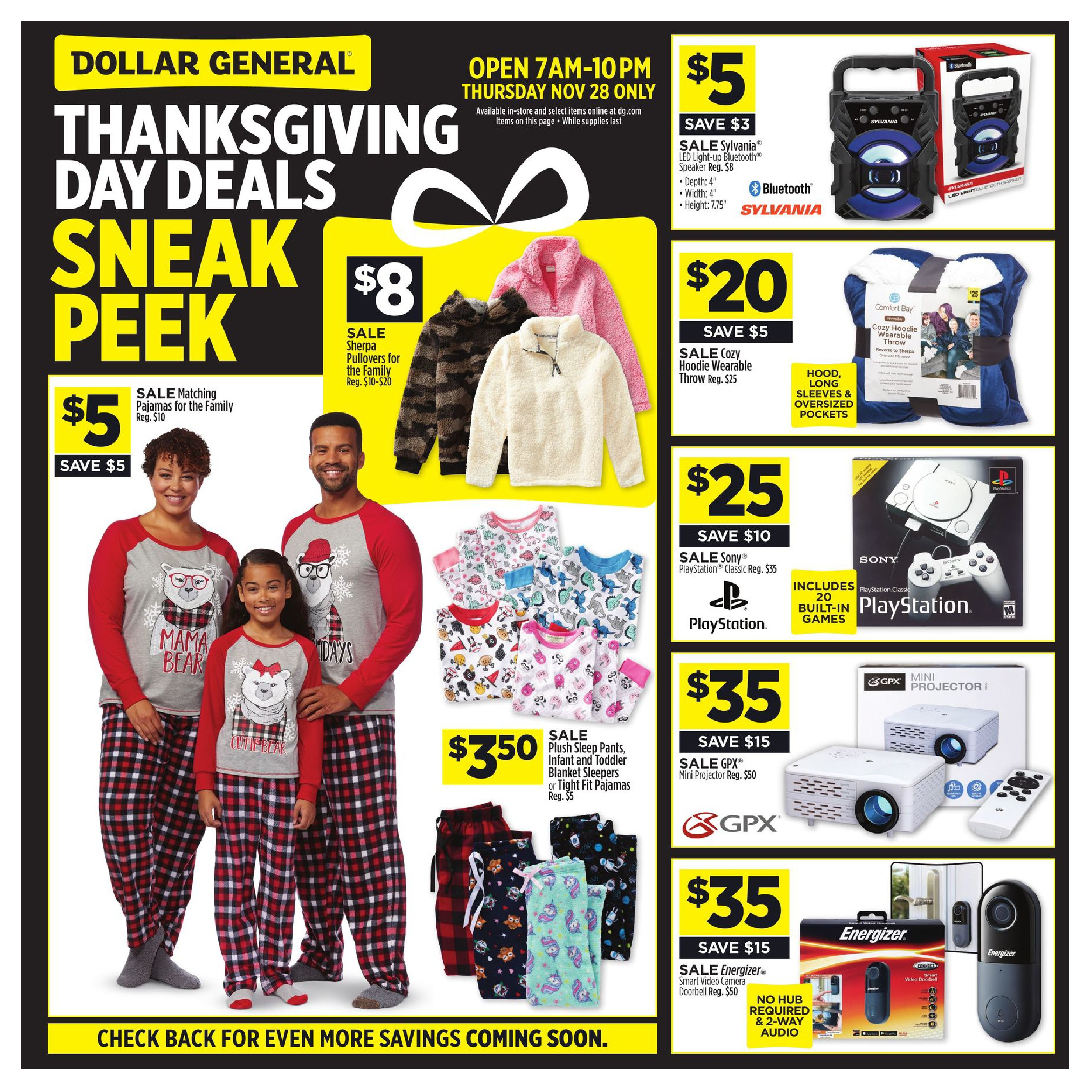 dollar general black friday preview 2019