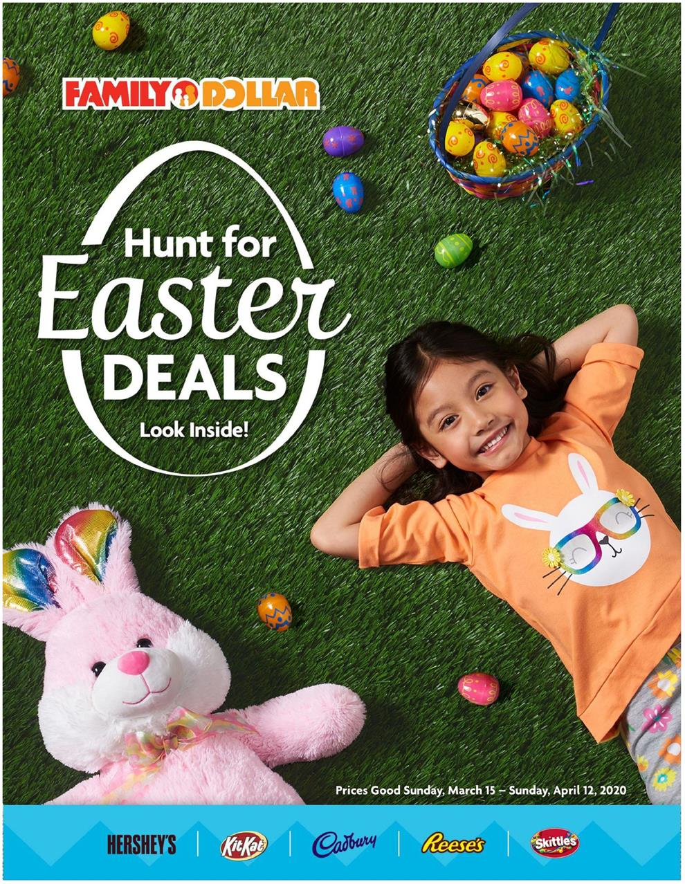 Costco Easter Baskets: Family Dollar Ad Easter 2020