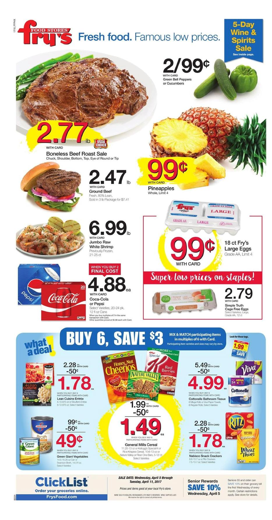 Complete coverage of Fry's Black Friday Ads & Fry's Black Friday deals info/5(12).