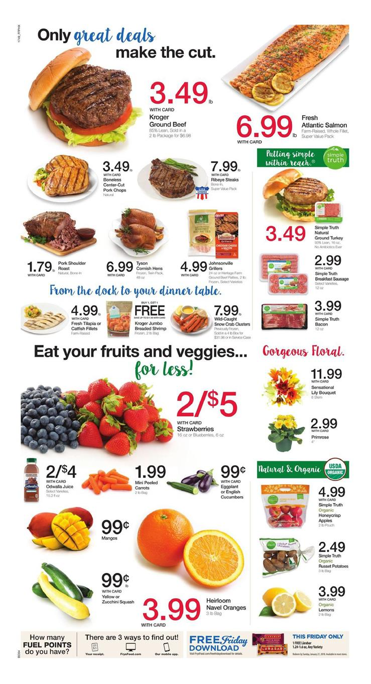 Fry's food coupons 2018