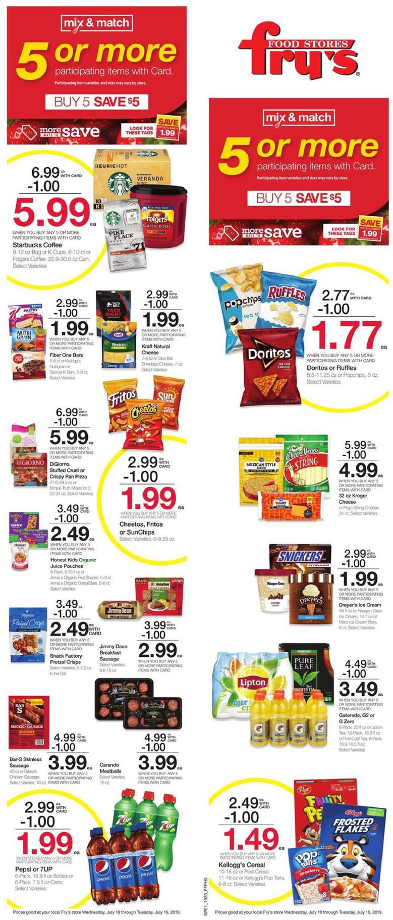 frys weekly ad jul 10 2019