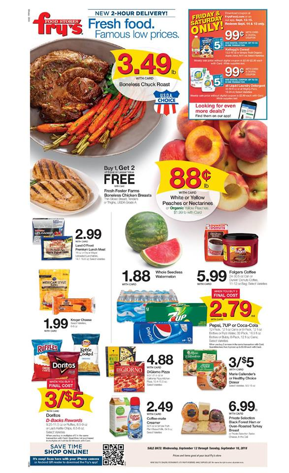 frys weekly ad sep 12 2018