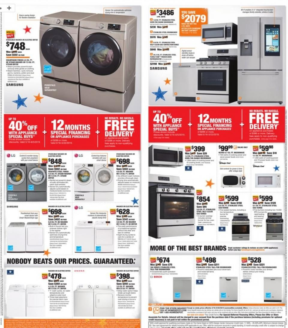 Home Depot Ad May 16 22 2019 Page 5