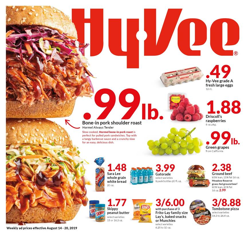 hyvee weekly ad aug 14 2019