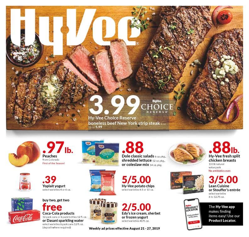 hyvee weekly ad aug 21 2019