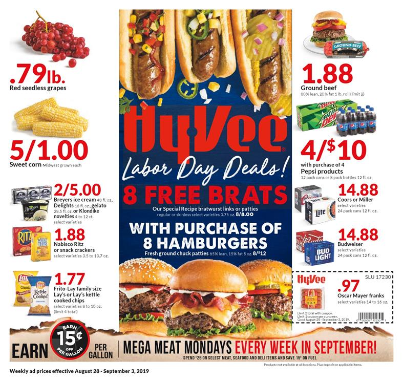 hyvee weekly ad aug 28 2019