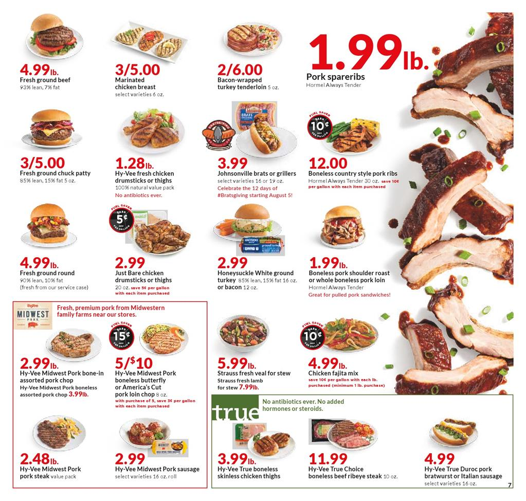 hyvee weekly ad aug 7 2019