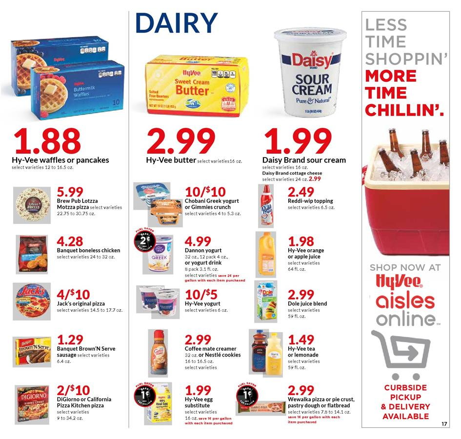 hyvee weekly ad jun 26 2019