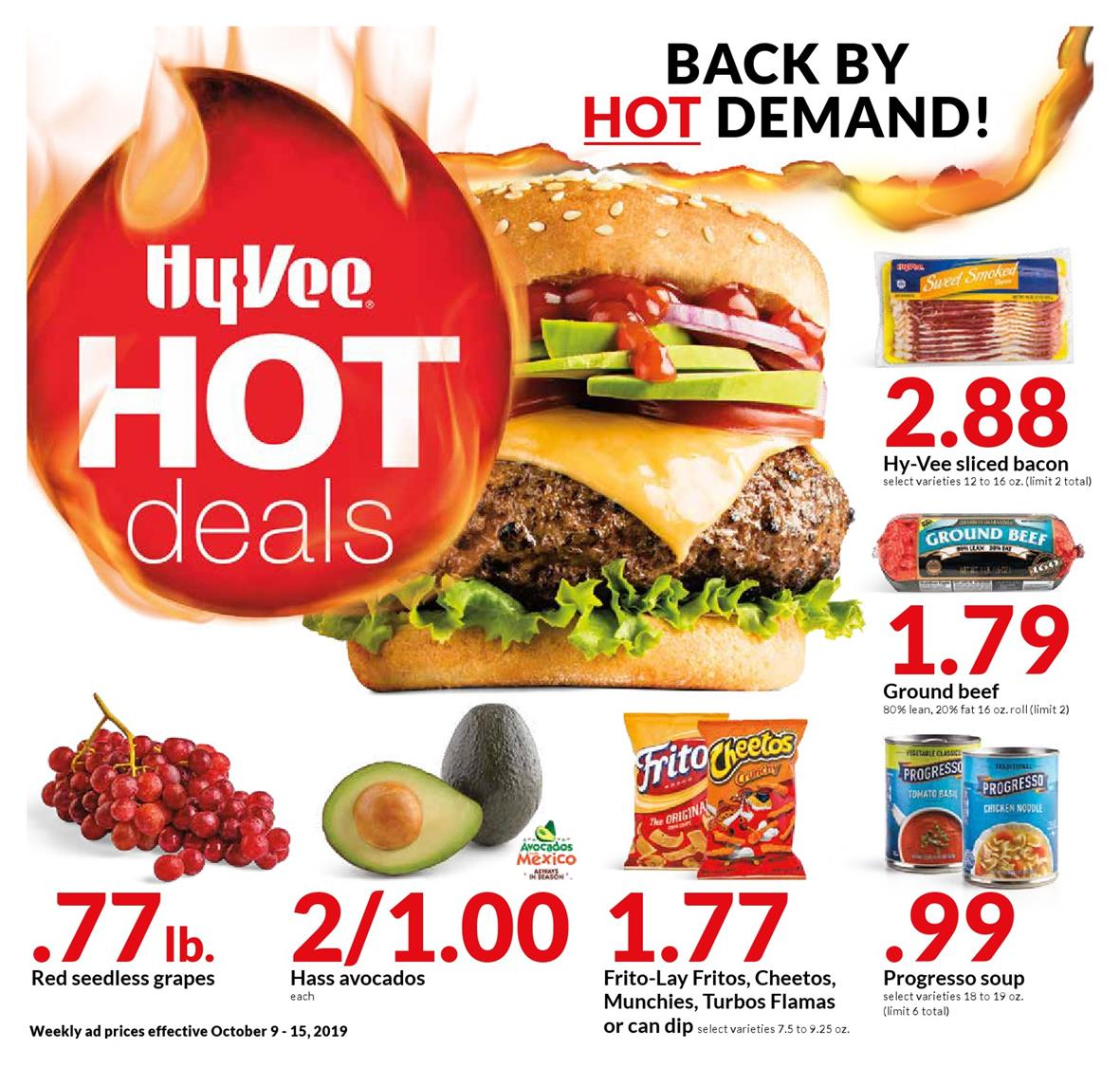 hyvee weekly ad oct 9 2019