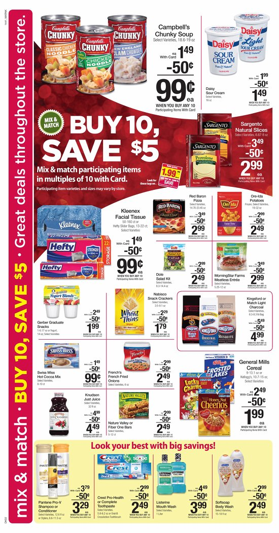 Kroger Ad Preview 11 12 Thanksgiving Specials Page 6