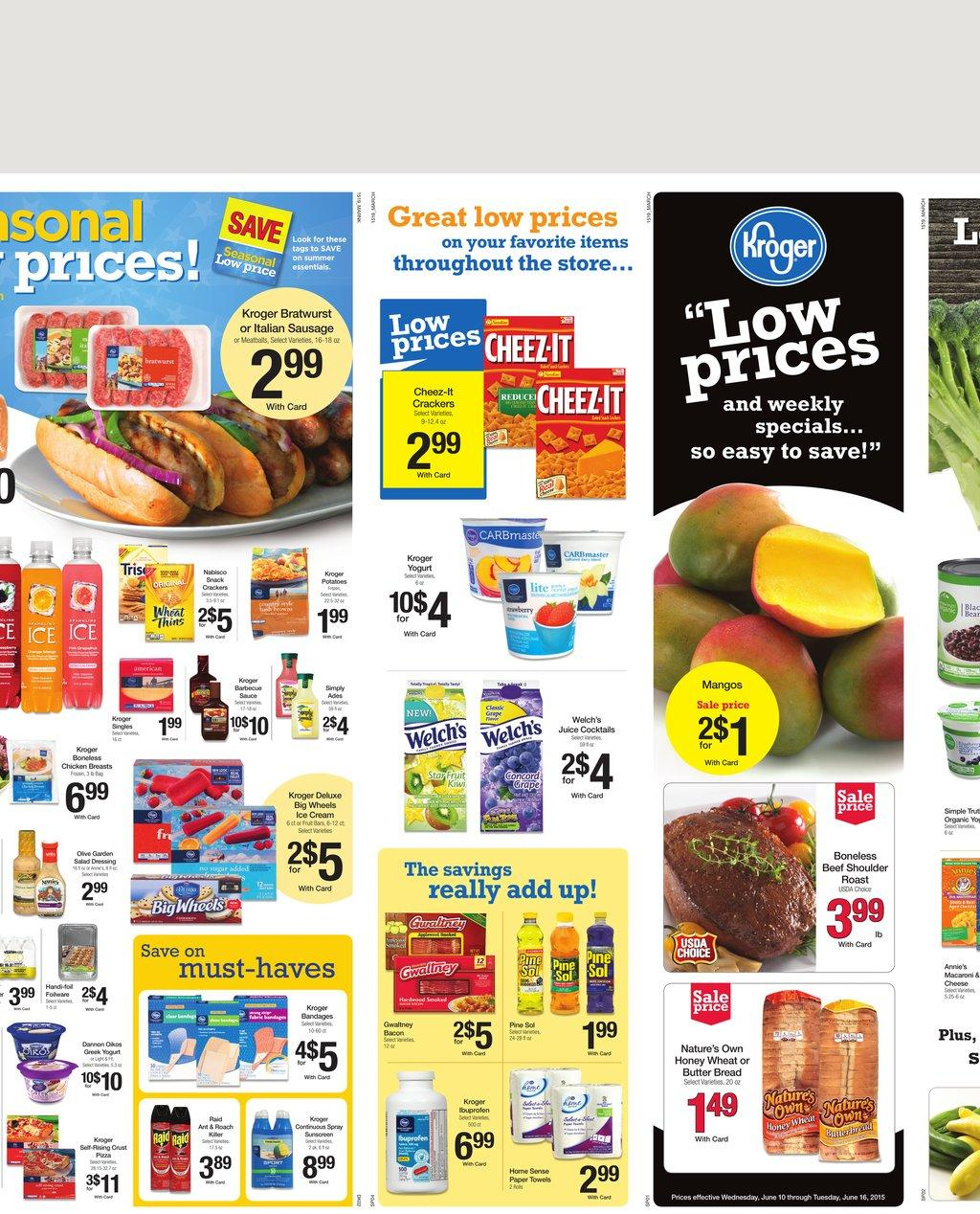 kroger ad preview 6 10 2015