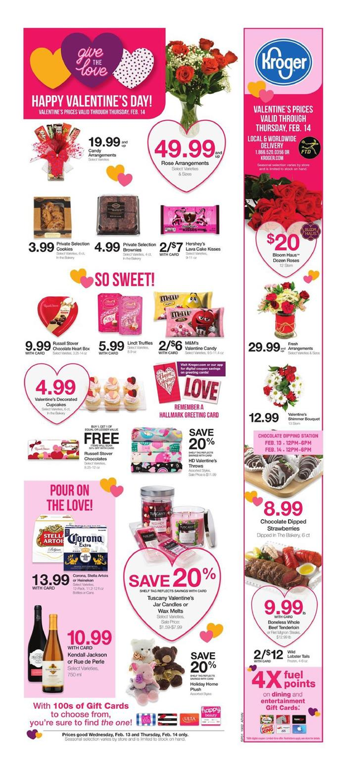kroger weekly ad feb 13 2019