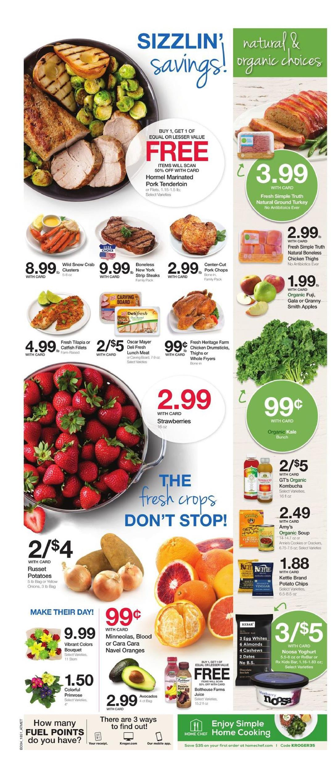kroger weekly ad jan 23 2019