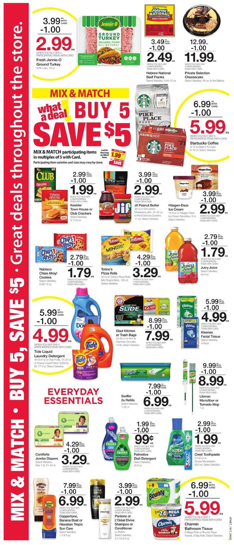 kroger weekly ad may 29 2019