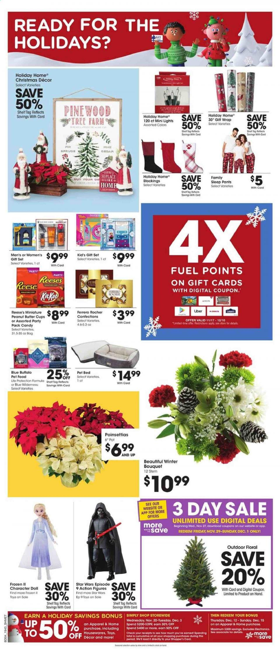 kroger weekly ad nov 29 dec 3 2019 tx