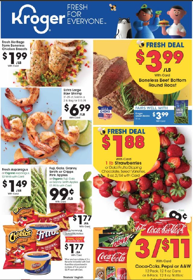 kroger weekly ad preview feb 12 2020