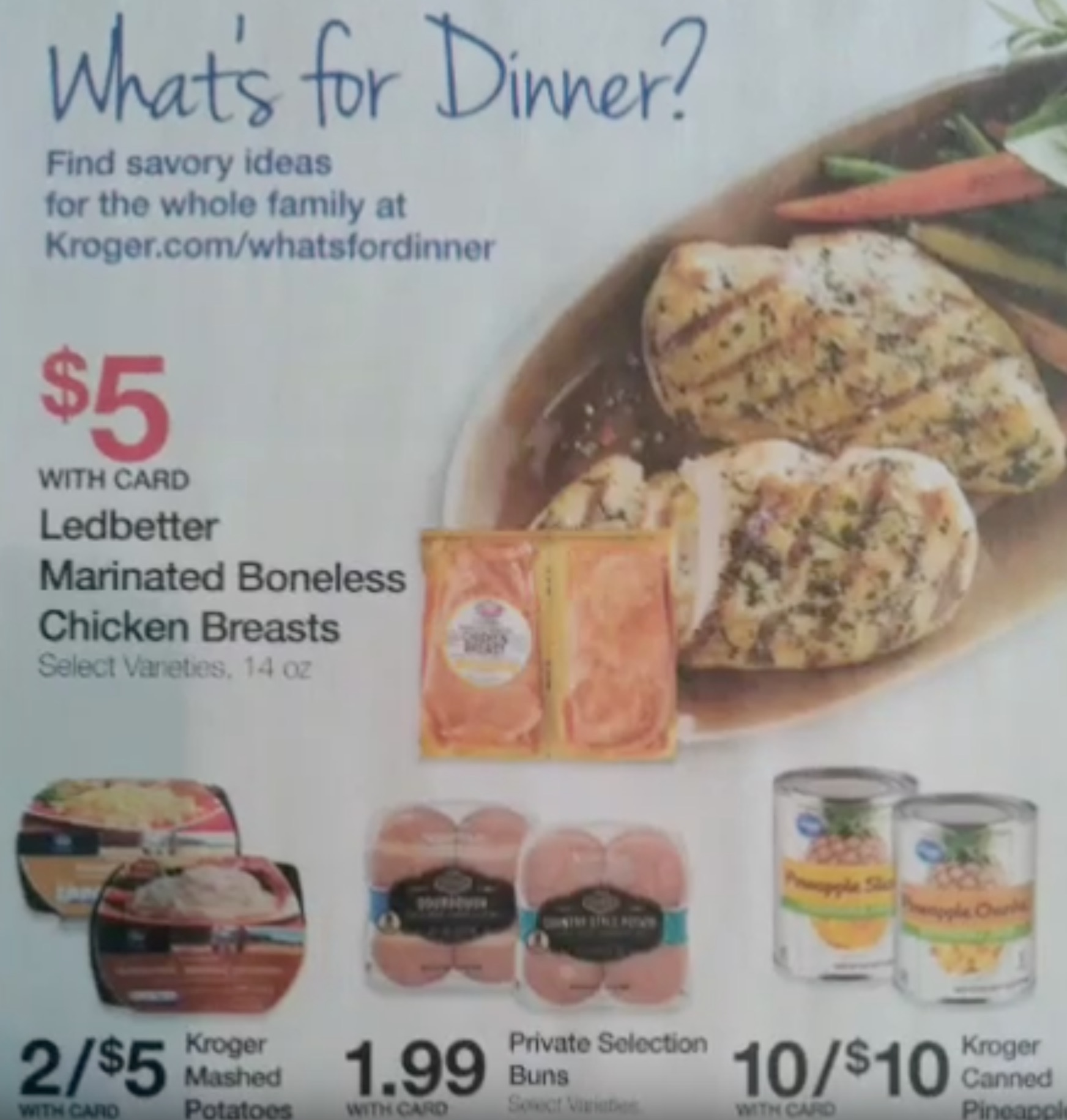 kroger weekly ad preview jul 3 2019