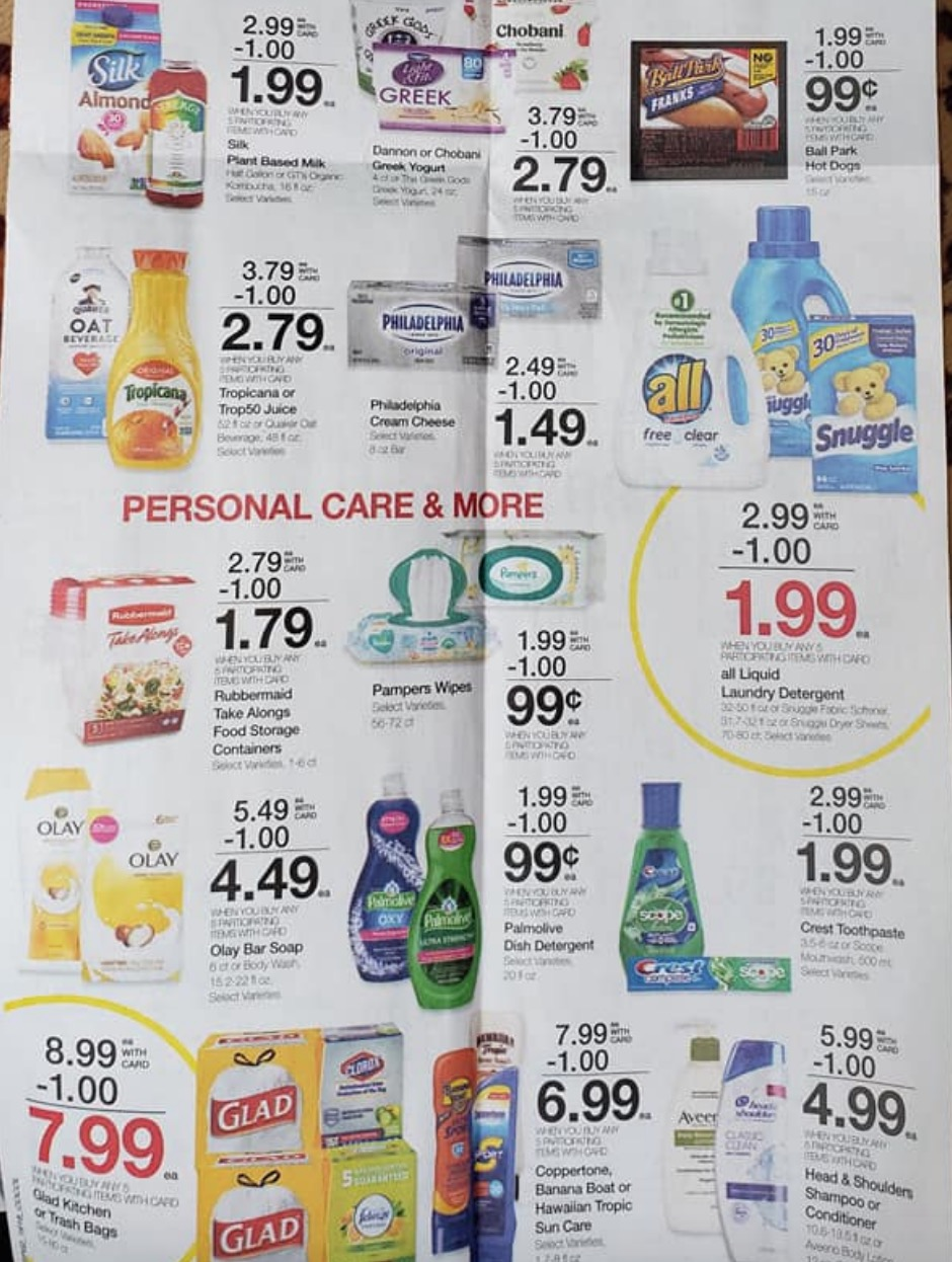kroger weekly ad preview jun 5 2019