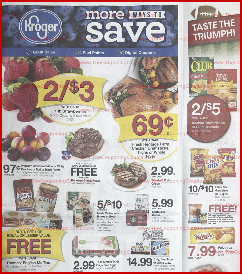 kroger weekly ad preview sep 11 2019