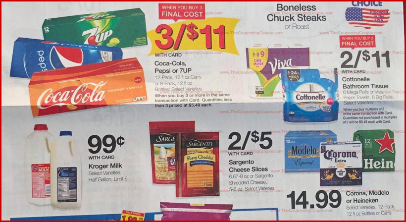 kroger weekly ad scan may 1 2019