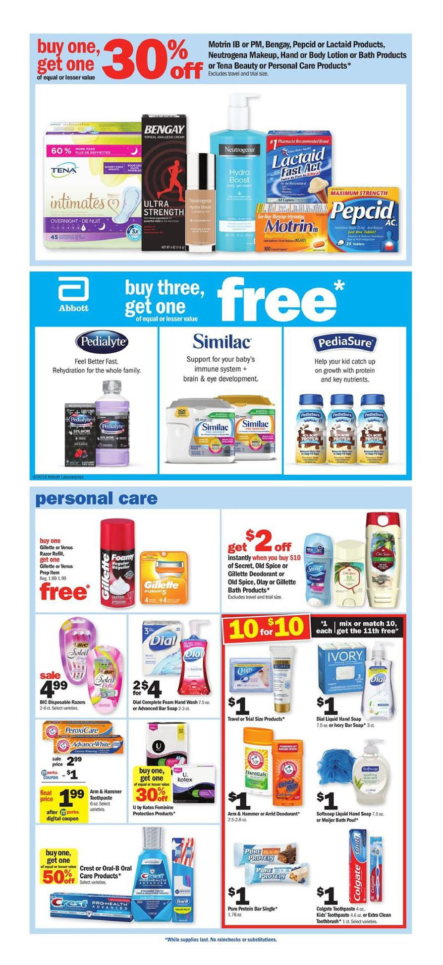 meijer weekly ad apr 21 2019