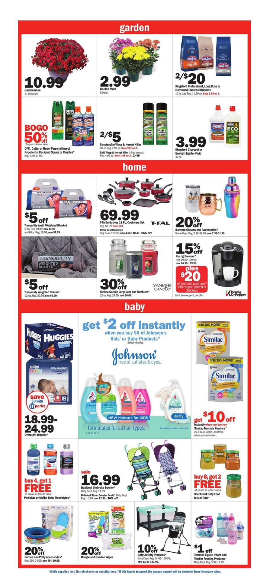 meijer weekly ad aug 25 2019