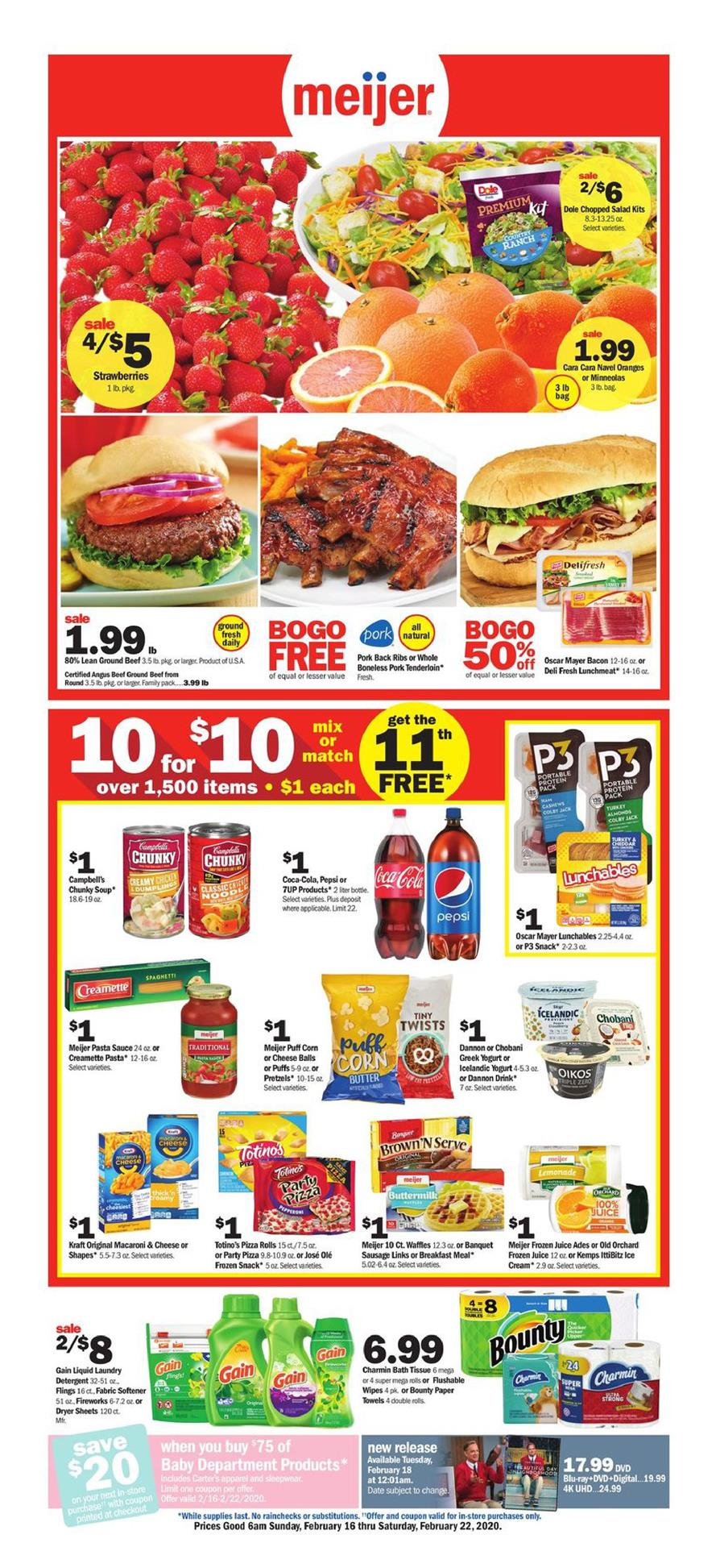 meijer weekly ad feb 16 2020