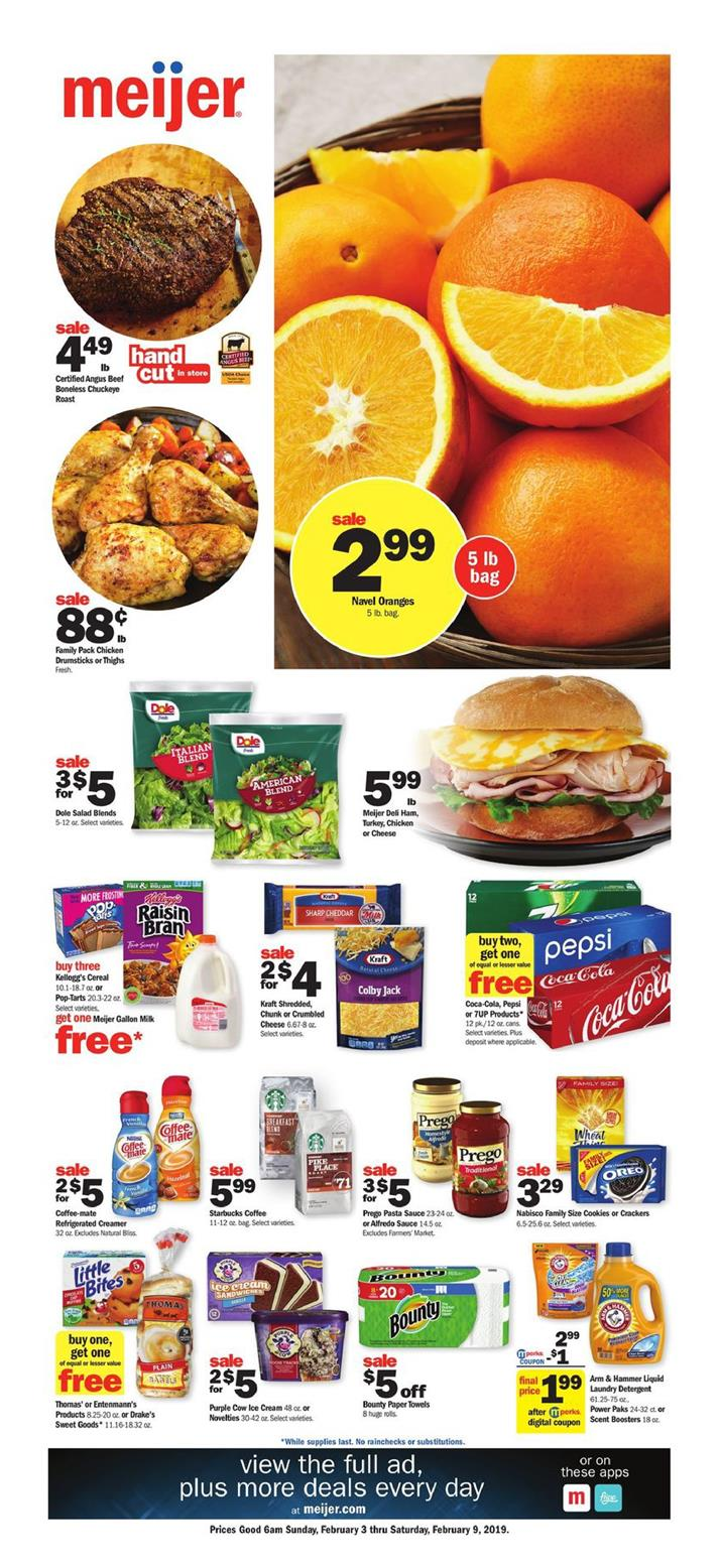 meijer weekly ad feb 3 2019