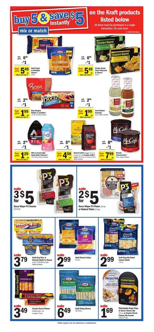 meijer weekly ad march 11 2018