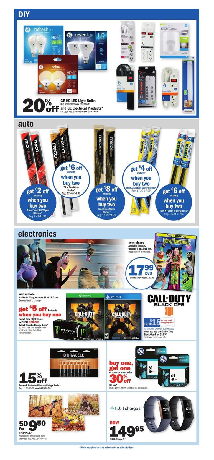 meijer weekly ad oct 7 2018