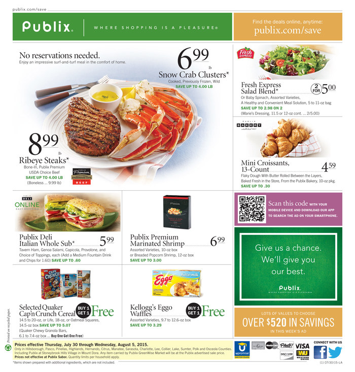 publix ad preview jul 30 aug 5 2015