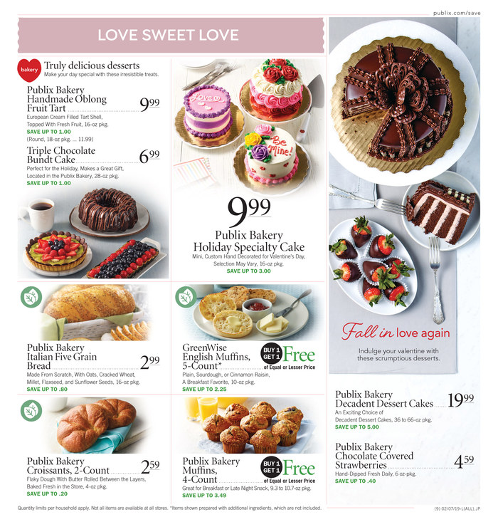 publix weekly ad feb 6 2019