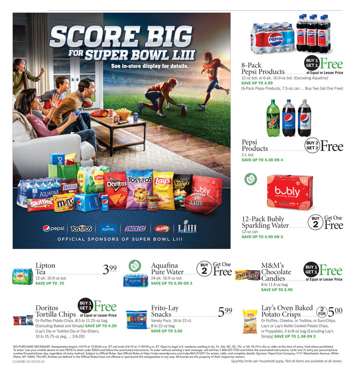 publix weekly ad jan 9 2019