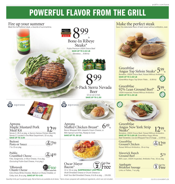 publix weekly ad jul 10 2019