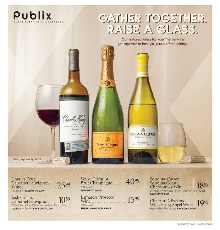 publix weekly ad nov 14 2019