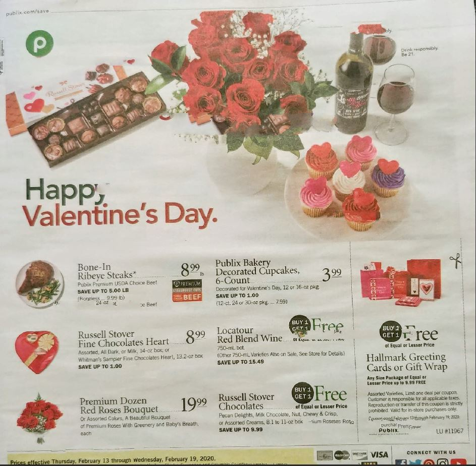 publix weekly ad preview feb 12 2020